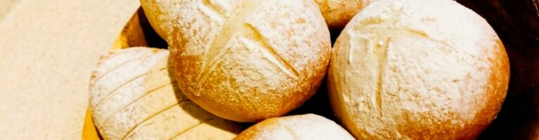 手捏ね フランスパン