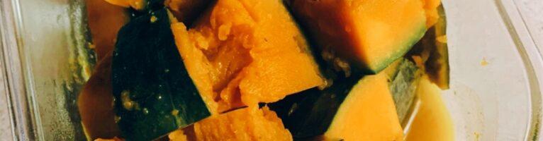 かぼちゃのハニーバター