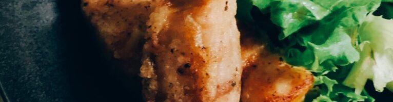 トロッとチーズの厚揚げ肉巻き